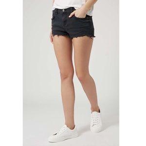Topshop daisy jean shorts